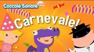 É arrivato il Carnevale – Filastrocche per bambini di Coccole Sonore