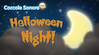 The Halloween Night – Canzoni per bambini di Coccole Sonore