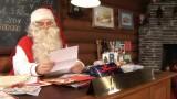 Villaggio di Babbo Natale, Rovaniemi, Lapponia, Finlandia turismo – Circolo polare artico