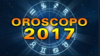 Oroscopo 2017 – Ecco i segni più fortunati