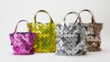 Le borse BAO BAO di ISSEY MIYAKE sono dei piccoli capolavori in stile origami