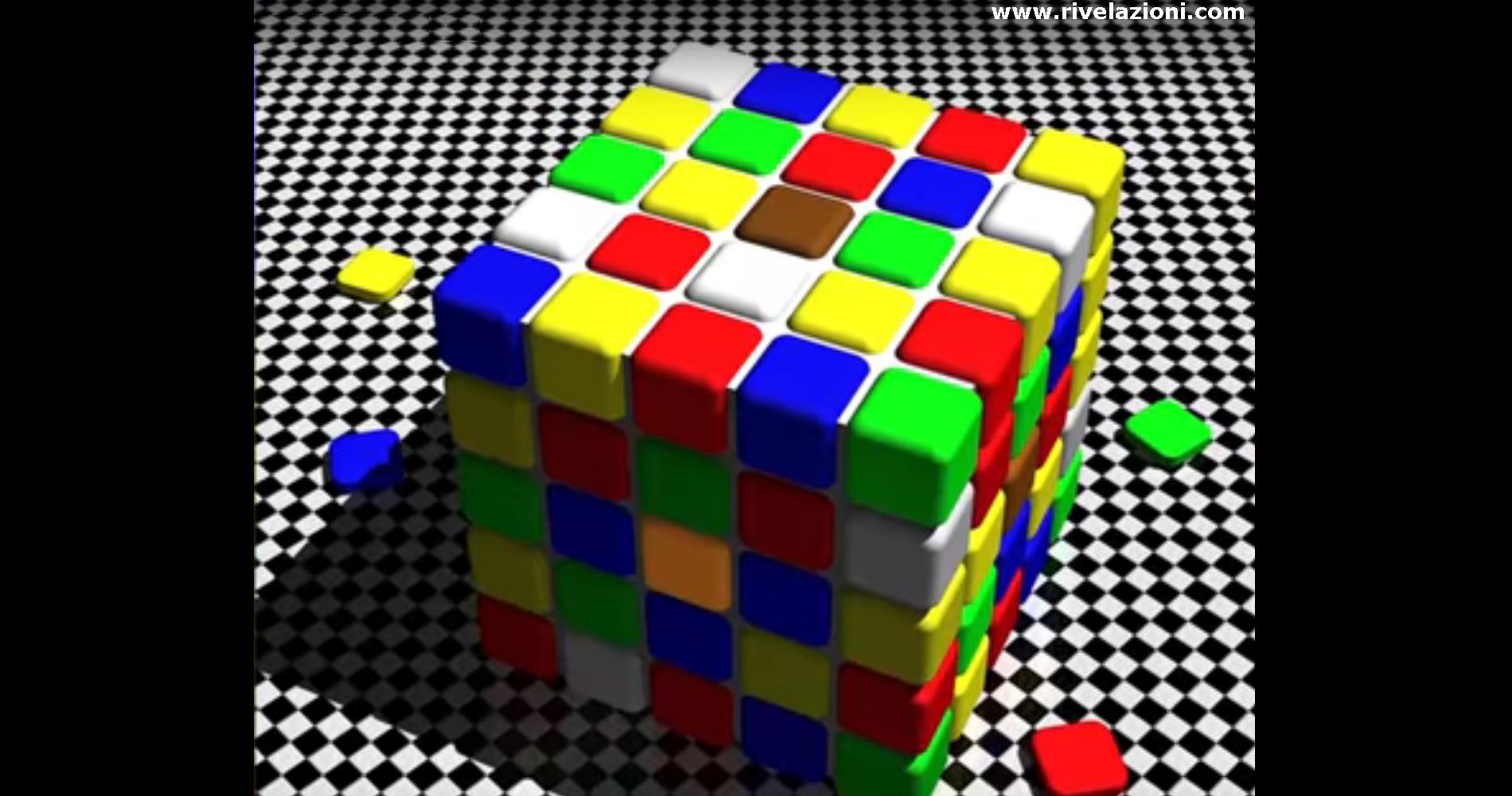 Quanti colori ci sono nel cubo for Quanti deputati ci sono