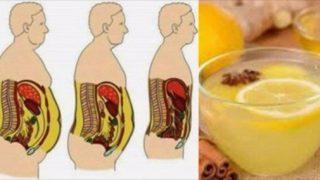 Desideri rimuovere tutto il grasso addominale? Basta preparare questa semplice ricetta