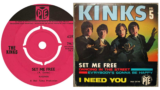 THE KINKS – Set me free (live 1965)