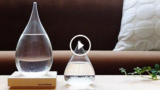 Lo STORM GLASS: La stazione meteo in un bicchiere