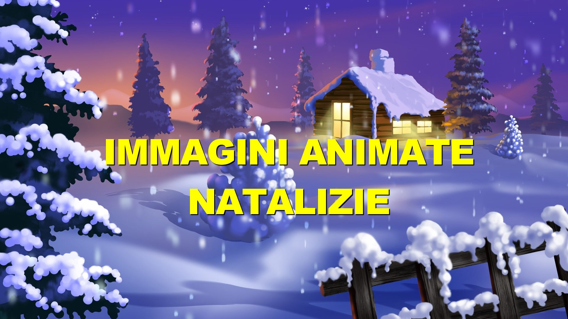 Auguri Di Natale Video Gratis.Cartoline Animate E Musicali Di Buon Natale Cartoline Video