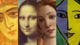 Il volto della donna nell'arte