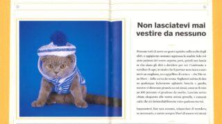 10 consigli su l'arte di vivere felici secondo i gatti.