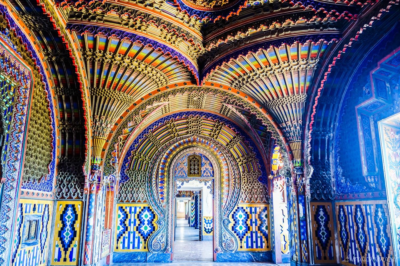 Il Castello Di Sammezzano Un Tesoro D Oriente In Toscana