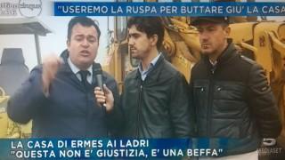 """SONDAGGIO: """"Casa Mattielli ai rom? Piuttosto la distruggo"""""""