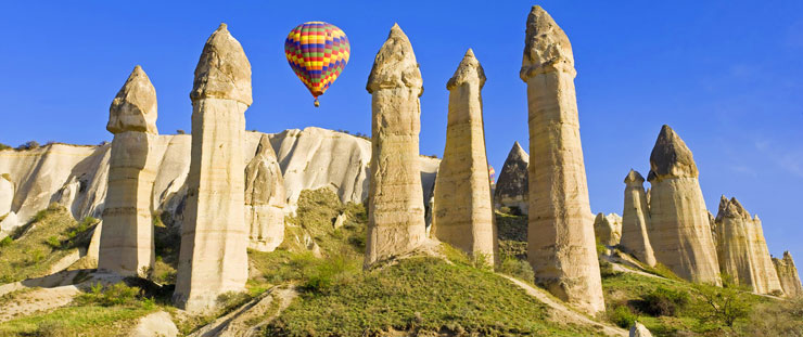 Fairy-Chimneys-of-Cappadocia