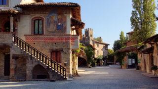 E' lui il borgo italiano tra i più visitati e amati di sempre