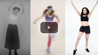 100 anni di fitness in 100 secondi