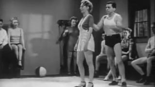 La difesa personale femminile nel 1947