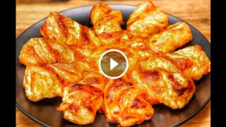 Come fare la Pizza Puff di pastasfoglia ritorta