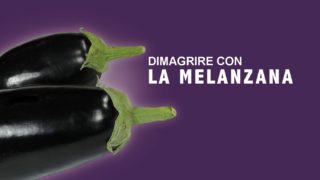 Acqua di melanzane per ridurre il grasso addominale