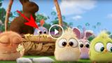 Buona Pasqua dagli Angry Birds