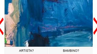 ARTISTA O BAMBINO? Sai riconoscere un'opera d'arte da un disegno di un bimbo? Fai il QUIZ e scoprilo