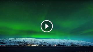 Spettacolari aurore boreali in Norvegia, un grande spettacolo della natura!