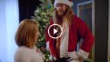 Ah però… e se Babbo Natale fosse come lui?
