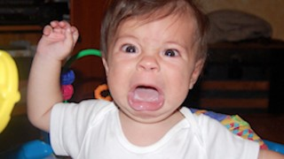 Bambini arrabbiatissimi