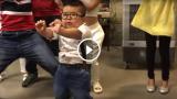 Il Bambino Ballerino che Spopola su Internet