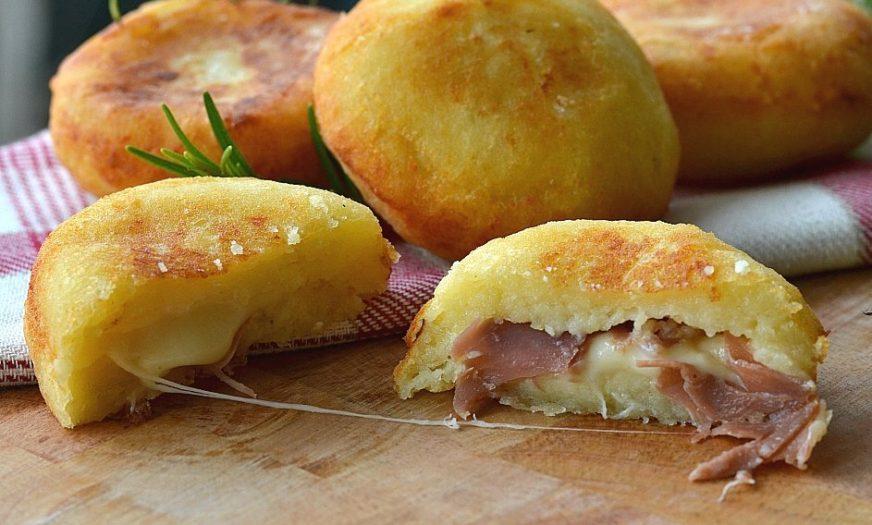Bombe di patate ricetta veloce per golosi for Quando raccogliere le patate