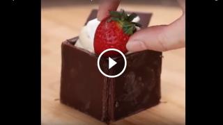 Come fare la scatola di cioccolato con sorpresa