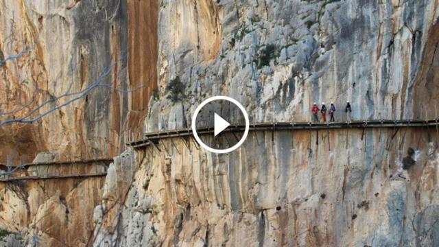 Il sentiero più pericoloso del mondo – VIDEO a 360°