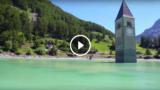 La leggenda del campanile in mezzo al lago