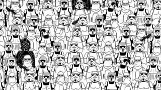 Riesci a vedere il PANDA?