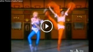 Memorabile Can Can di Carla Fracci e Heather Parisi del 1983