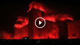 Incendio del Castello Estense di Ferrara