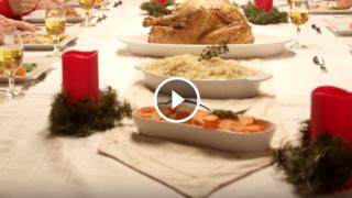 La cena di Natale che non ti aspetti: una deliziosa clip per uno spot di Natale speciale
