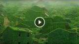 Il villaggio cinese abbandonato che la Natura si è ripreso
