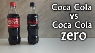 La Coca Cola Zero è veramente senza zucchero!
