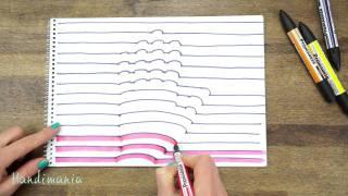 Come disegnare le tue mani in 3D