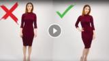 Come mettersi in posa per sembrare più attraenti (per donne)