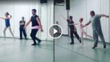 ESILARANTE!! Alcuni papà hanno provato a ripetere i passi di danza delle loro bambine
