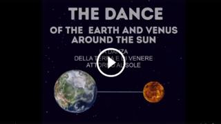 La danza della Terra e di Venere attorno al Sole