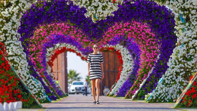 Il Giardino dei Miracoli ha 45 milioni di fiori