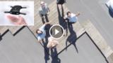 ELFIE: il drone che ti scatta il selfie perfetto dall'alto!