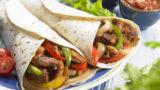 Ricetta messicana: Le fajitas di pollo e manzo