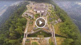 La fortezza più discussa d'Italia è un luogo da record
