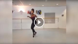 """La danza rivoluzionaria: """"Hiplet"""" l'hip hop che si balla sulle punte"""