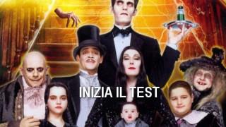 Quale personaggio della Famiglia Addams sei?