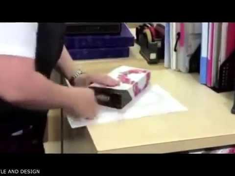 Il metodo più rapido per impacchettare i regali