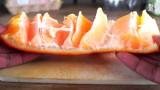 Il modo più rapido per sbucciare un'arancia
