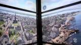 IL VIDEO DELLA STORIA DI NEW YORK NELL'ASCENSORE DEL NUOVO WORD TRADE CENTER