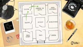 Un gioco che indovina in quale stanza sei, prova!
